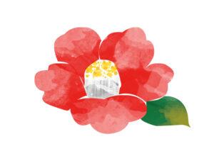 椿の花咲く頃 韓国語