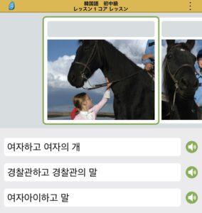 ロゼッタストーン 韓国語
