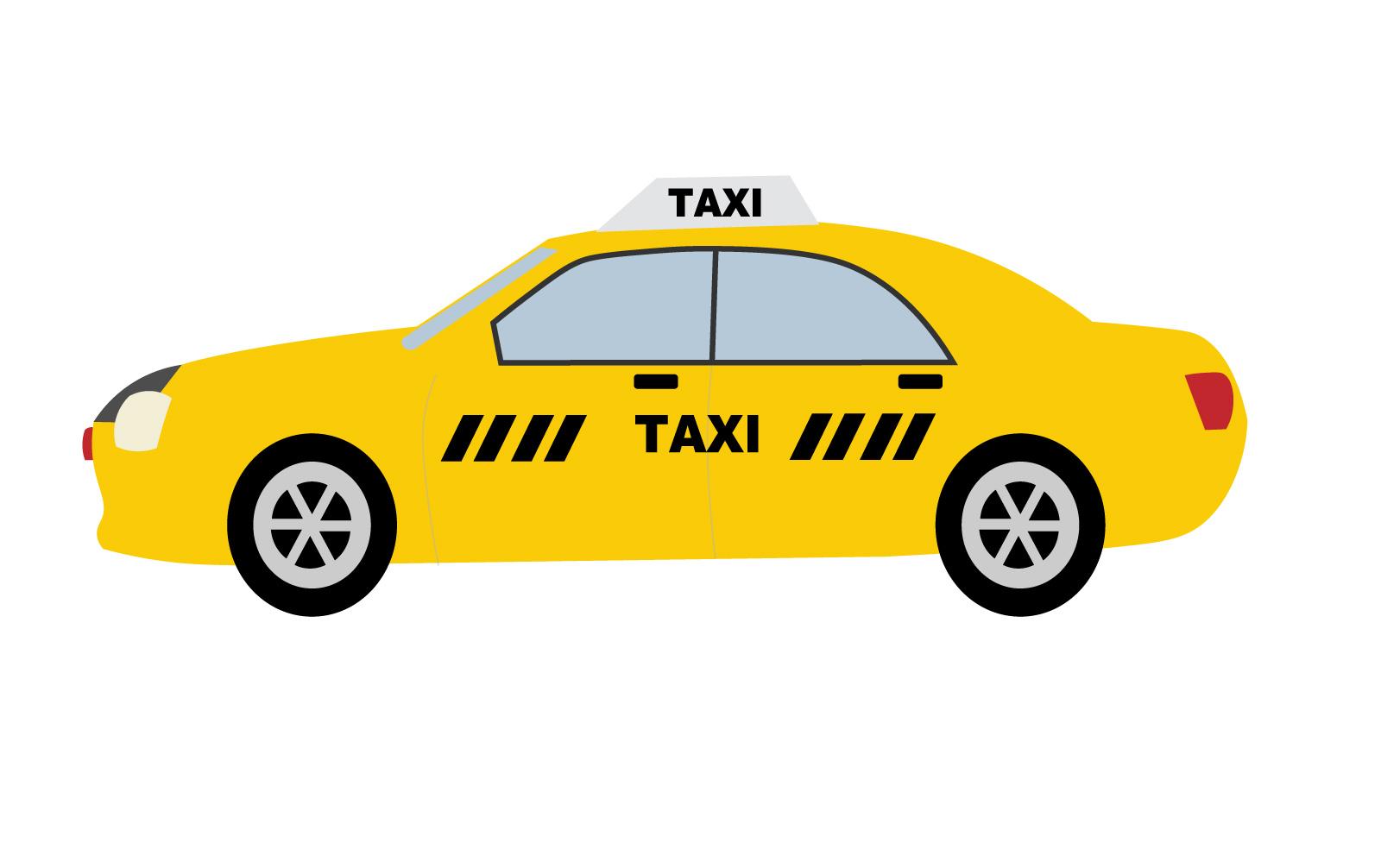 タクシーの韓国語