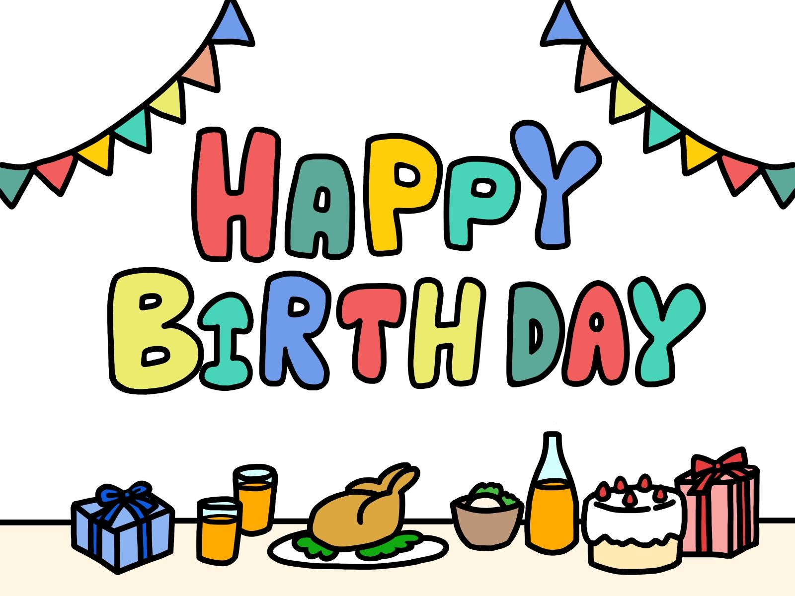 韓国語で誕生日おめでとう!お祝いの言葉と返事の仕方