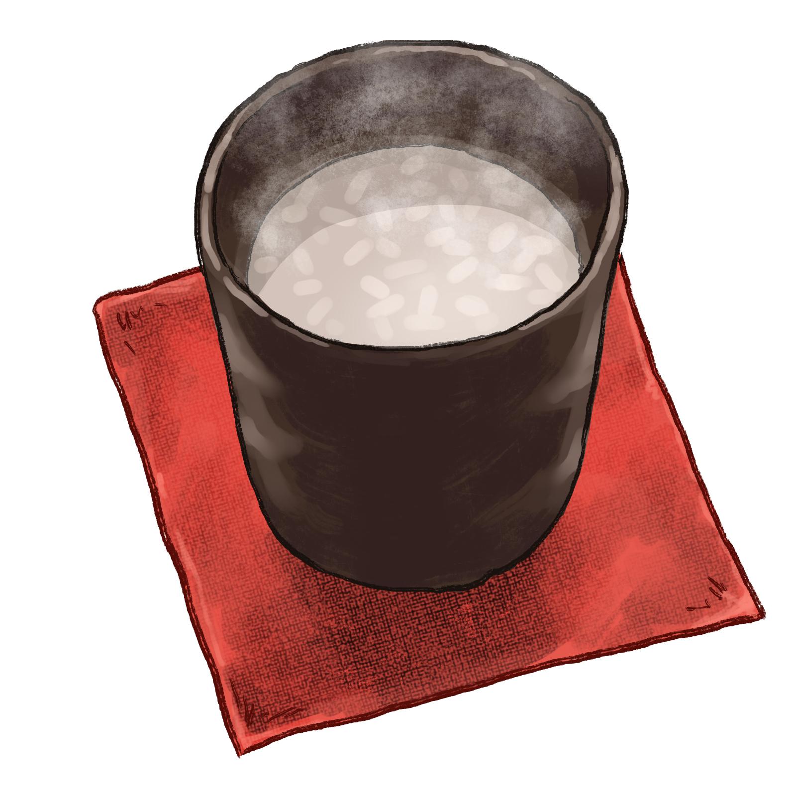 韓国の飲み物シッケやミスカル